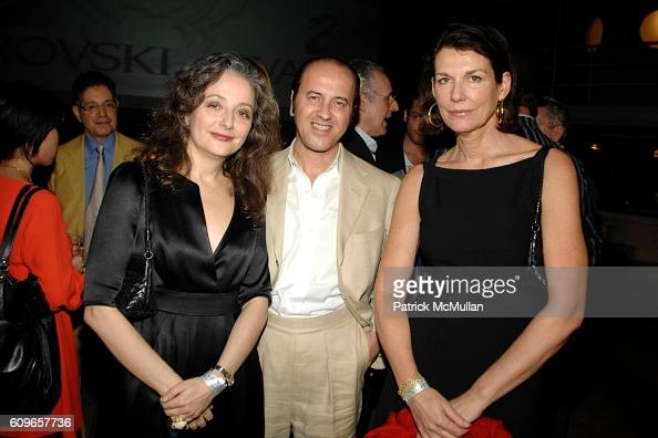 Judith BenhamouHuet Prosper Assouline and Martine Assouline attend ACCOMPANIED LITERARY SOCIETY and Swarovski Celebrate ASSOULINE's THE WORTH OF ART...