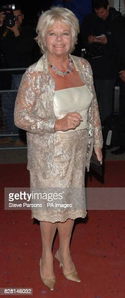 Judith Chalmers arrives for the ITV Avenue Of The Stars evening at London Studios
