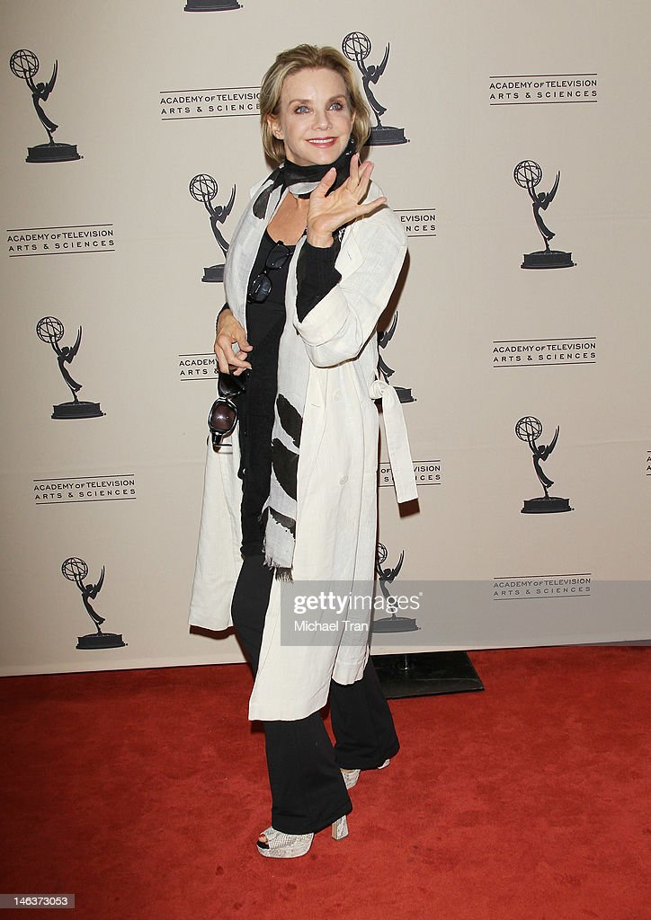 Judith Chapman arrives at 39th Daytime Entertainment Emmy Awards nominees reception held at SLS Hotel on June 14 2012 in Beverly Hills California