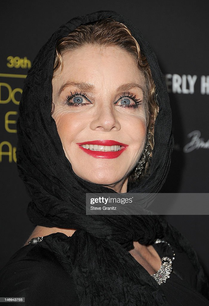 Judith Chapman attends 39th Annual Daytime Emmy Awards at The Beverly Hilton Hotel on June 23, 2012 in Beverly Hills, California.