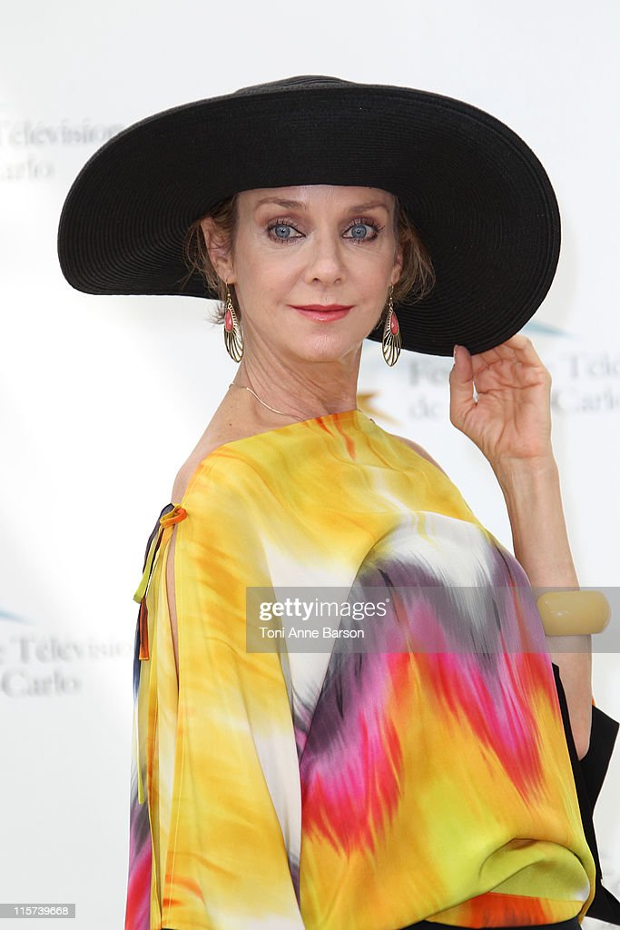 Judith Chapman attends Photocall for 'The Young And The Restless' during the 51st Monte Carlo TV Festival on June 9 2011 in Monaco Monaco