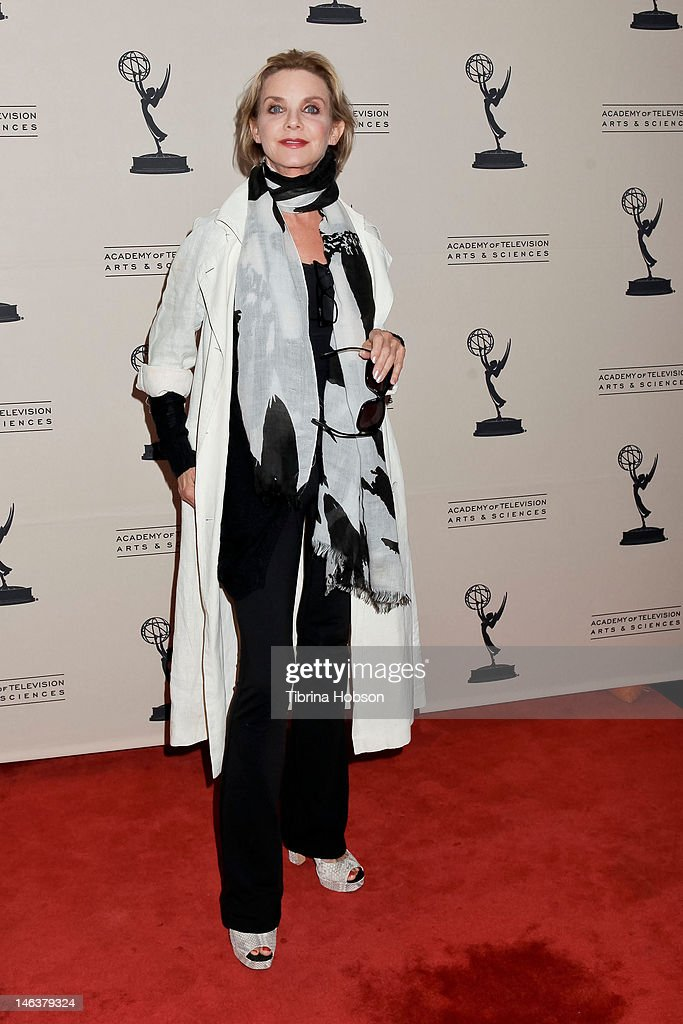 <a gi-track='captionPersonalityLinkClicked' href=/galleries/search?phrase=Judith+Chapman&family=editorial&specificpeople=665937 ng-click='$event.stopPropagation()'>Judith Chapman</a> attends the 39th annual daytime Emmy Awards nominees reception at SLS Hotel on June 14, 2012 in Beverly Hills, California.