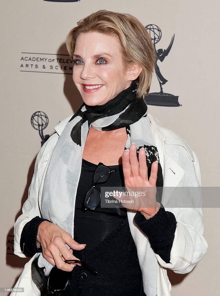 Judith Chapman attends the 39th annual daytime Emmy Awards nominees reception at SLS Hotel on June 14, 2012 in Beverly Hills, California.