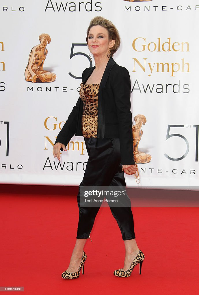 Judith Chapman attends the Closing Ceremony and The Golden Nymph Awards at the Grimaldi Forum on June 10, 2011 in Monaco, Monaco.