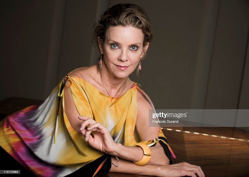 Judith Chapman poses at a portrait session during the 2011 Monte Carlo Television Festival held at the Grimaldi Forum on June 9 2011 in Monaco Monaco