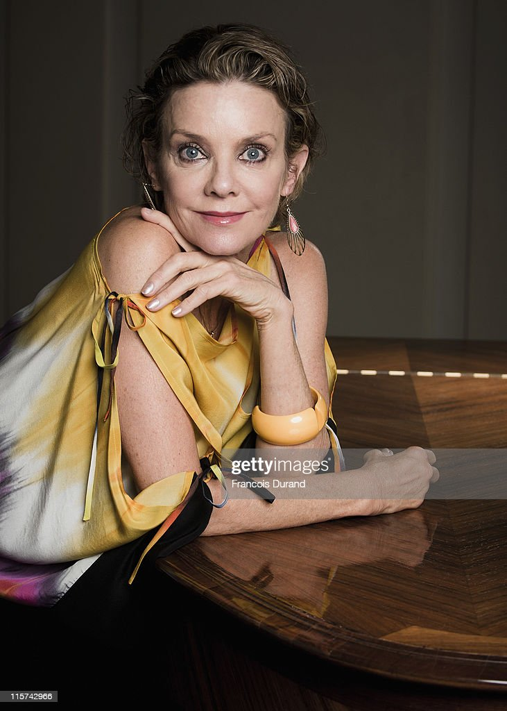 Judith Chapman poses at a portrait session during the 2011 Monte Carlo Television Festival held at the Grimaldi Forum on June 9, 2011 in Monaco, Monaco.
