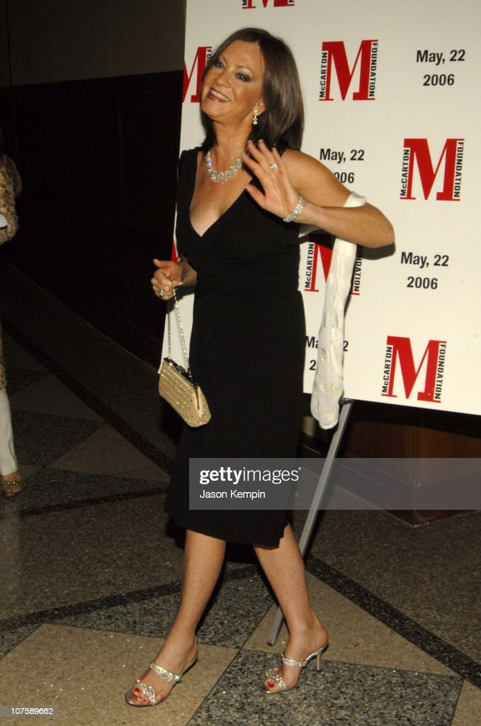 Judith Giuliani during The McCarton Foundation Benefit For Autistic Children May 22 2006 at Pier 60 in New York City New York