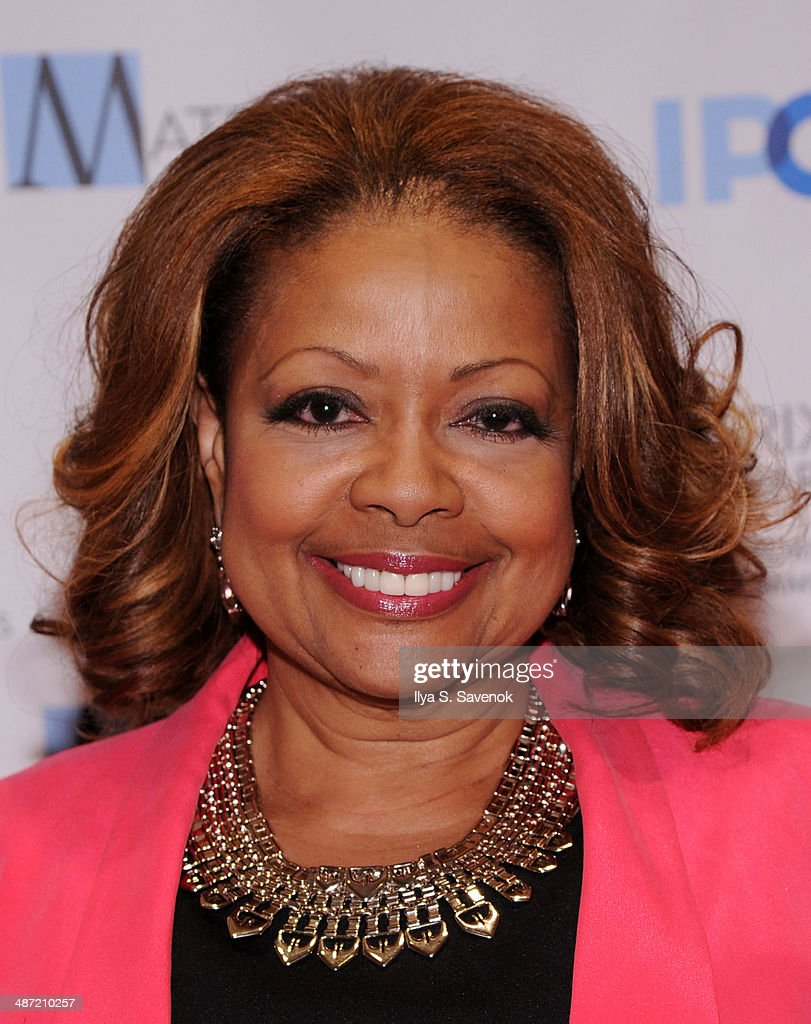 Judith Harrison attends the 2014 Matrix Awards at The Waldorf=Astoria on April 28, 2014 in New York City.