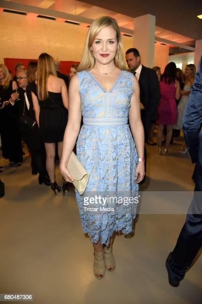 Judith Hoersch attends the Victress Awards Gala 2017 on May 8 2017 in Berlin Germany