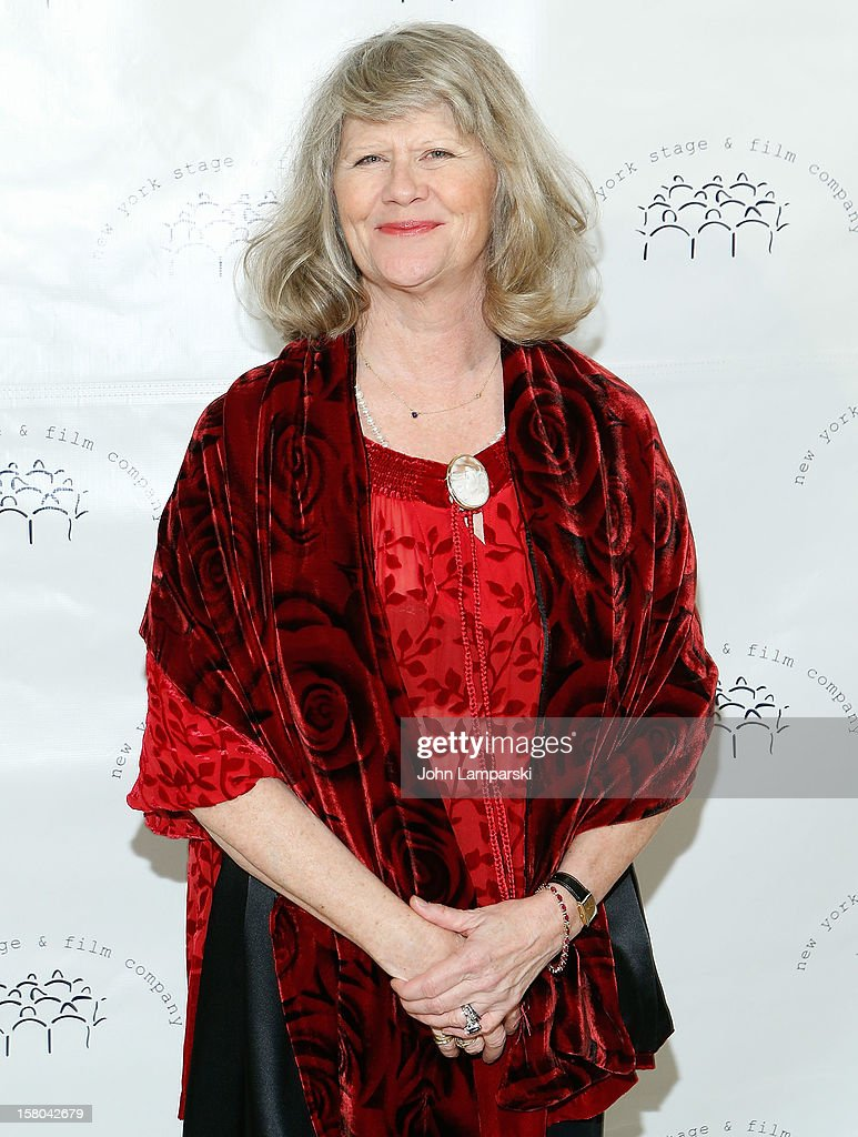 Judith Ivey attends 2012 New York Stage And Film Winter Gala at The Plaza Hotel on December 9, 2012 in New York City.