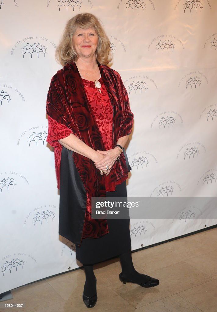 Judith Ivey attends the New York Stage and Film Annual Winter Gala at The Plaza Hotel on December 9, 2012 in New York City.