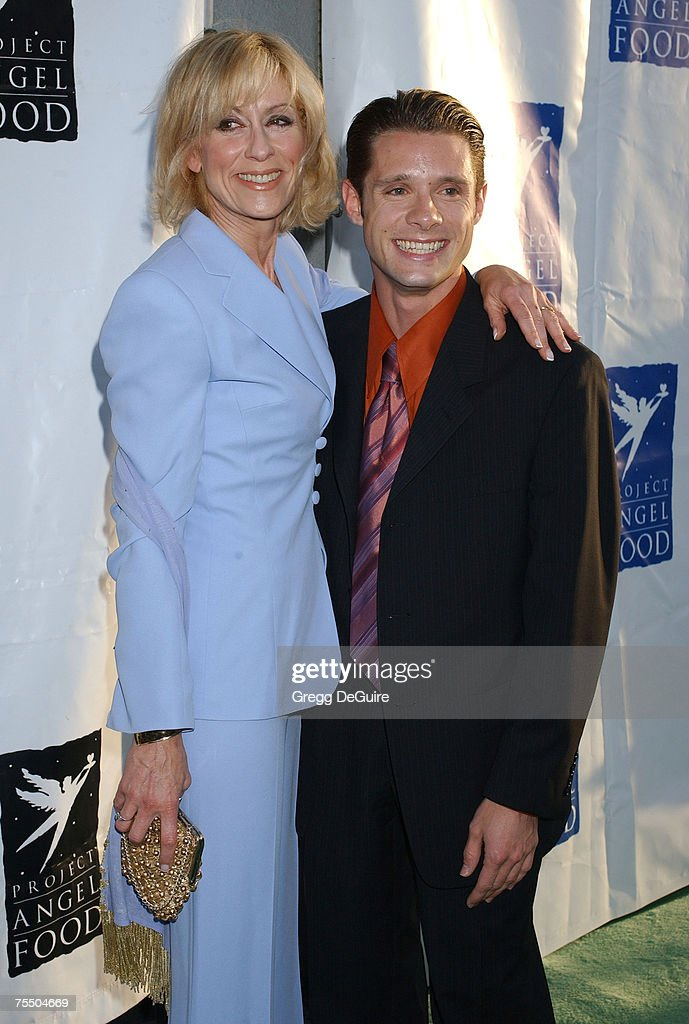 Judith Light and Danny Pintauro at the Project Angel Food in Los Angeles, California
