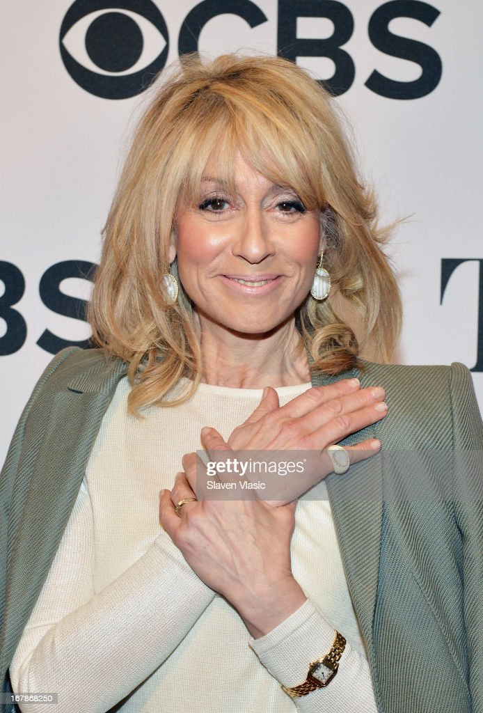 Judith Light attends 2013 Tony Awards The Meet The Nominees Press Junket at the Millenium Hilton on May 1 2013 in New York City