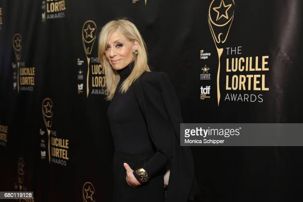 Judith Light attends 32nd Annual Lucille Lortel Awards at NYU Skirball Center on May 7 2017 in New York City