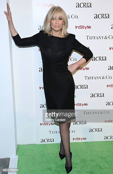 Judith Light attends ACRIA's 19th Annual 'Holiday Dinner' Benefit at Skylight Modern on December 10 2014 in New York City