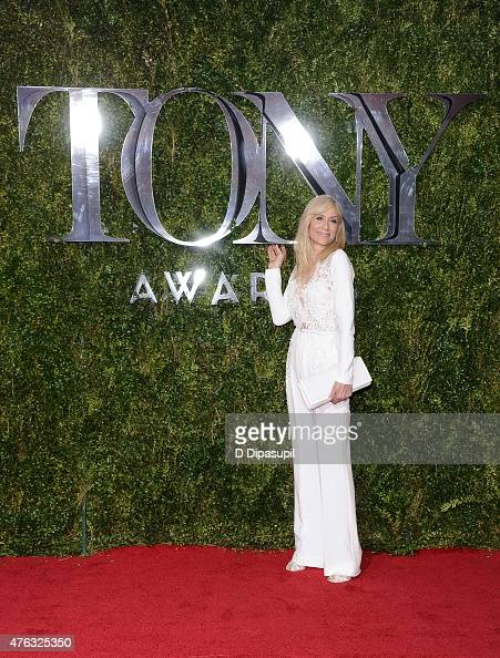 Judith Light attends American Theatre Wing's 69th Annual Tony Awards at Radio City Music Hall on June 7 2015 in New York City