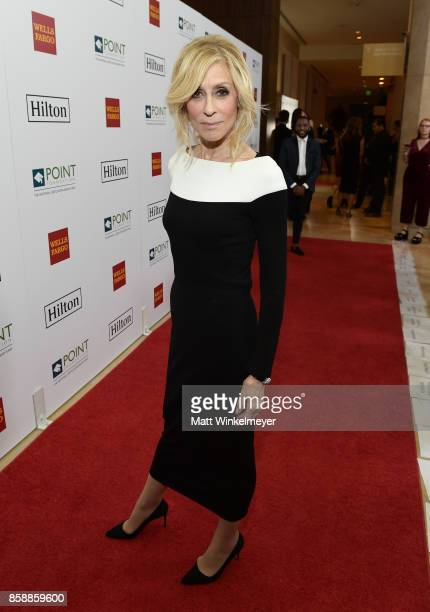Judith Light attends Point Honors Los Angeles 2017 benefiting Point Foundation at The Beverly Hilton Hotel on October 7 2017 in Beverly Hills...