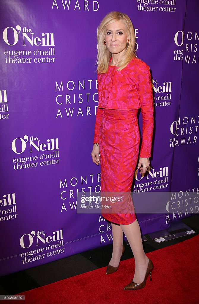 Judith Light attends the 16th Annual Monte Cristo Award ceremony honoring George C Wolfe presented by The Eugene O'Neill Theater Center at Edison...