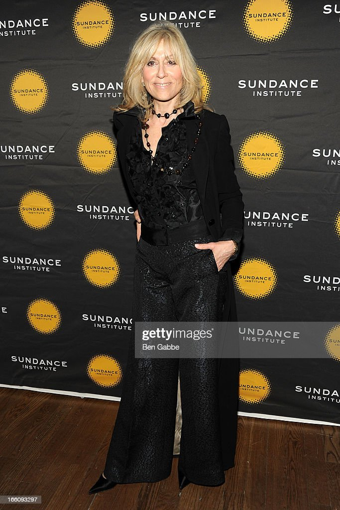 Judith Light attends the 2013 Sundance Institute Theatre Program Benefit at Stephen Weiss Studio on April 8, 2013 in New York City.