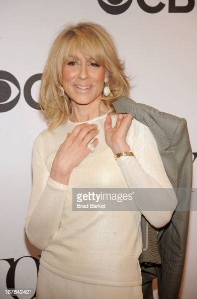 Judith Light attends the 2013 Tony Awards Meet The Nominees Press Reception on May 1 2013 in New York City