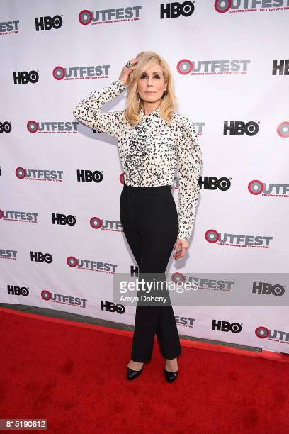 Judith Light attends the 2017 Outfest Los Angeles LGBT Film Festival screening of Amazon's 'Transparent' Season 4 at Director's Guild Of America on...