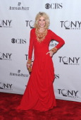 Judith Light attends the 65th Annual Tony Awards at the Beacon Theatre on June 12 2011 in New York City
