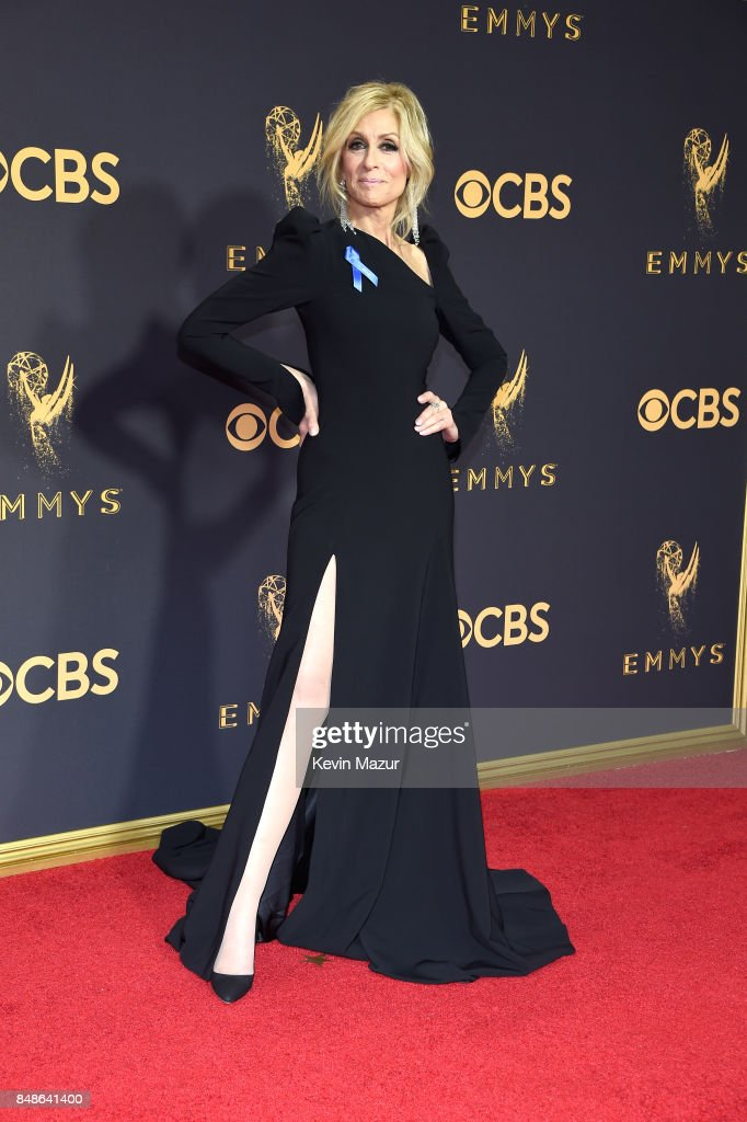 Judith Light attends the 69th Annual Primetime Emmy Awards at Microsoft Theater on September 17, 2017 in Los Angeles, California.