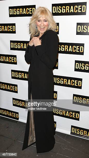 Judith Light attends the Broadway Opening Night performance of 'Disgraced' at the Lyceum Theatre on October 23 2014 in New York City