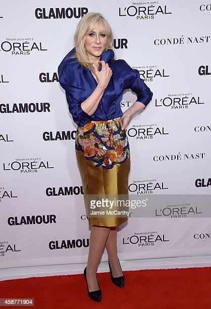 Judith Light attends the Glamour 2014 Women Of The Year Awards at Carnegie Hall on November 10 2014 in New York City