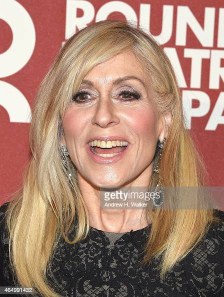 Judith Light attends the Roundabout Theatre Company's 2015 Spring Gala at the Grand Ballroom at The Waldorf=Astoria on March 2 2015 in New York City