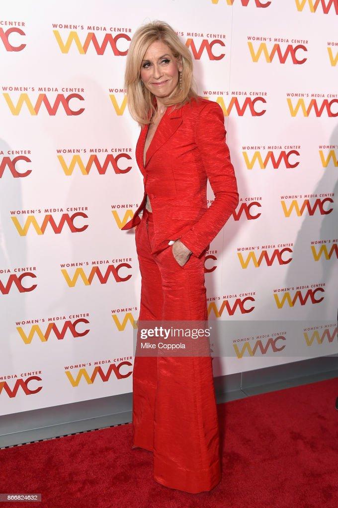 Judith Light attends the Women's Media Center 2017 Women's Media Awards at Capitale on October 26, 2017 in New York City.