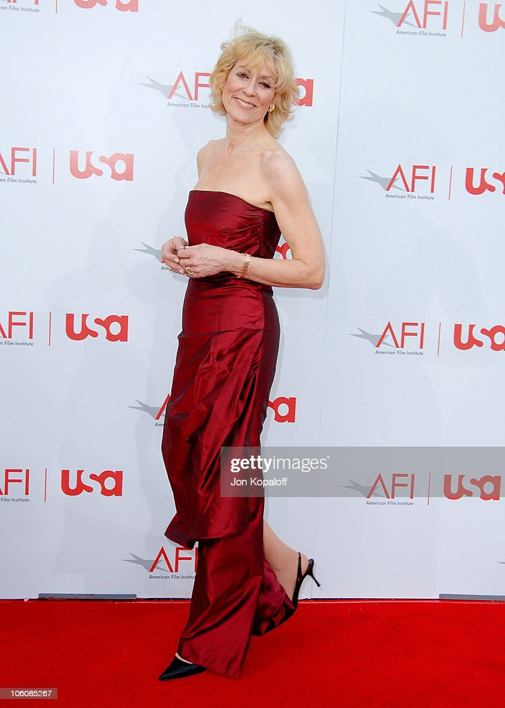 <a gi-track='captionPersonalityLinkClicked' href=/galleries/search?phrase=Judith+Light&family=editorial&specificpeople=214207 ng-click='$event.stopPropagation()'>Judith Light</a> during 34th Annual AFI Lifetime Achievement Award: A Tribute to Sean Connery - Arrivals at Kodak Theatre in Hollywood, California, United States.