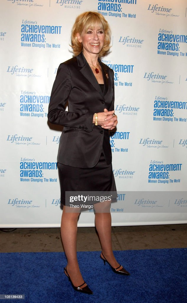 <a gi-track='captionPersonalityLinkClicked' href=/galleries/search?phrase=Judith+Light&family=editorial&specificpeople=214207 ng-click='$event.stopPropagation()'>Judith Light</a> during Lifetime's Achievement Awards: Women Changing the World - Arrivals at Manhattan Center in New York City, New York, United States.