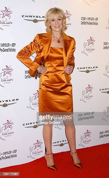 Judith Light during The Lili Claire Foundation's 6th Annual Benefit at Beverly Hilton Hotel in Beverly Hills California United States