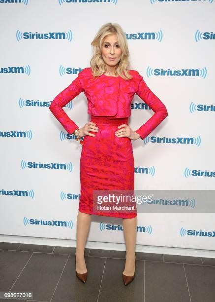 Judith Light visits at SiriusXM Studios on June 20 2017 in New York City