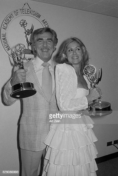 Judith Light with Emmy Award circa 1960 New York
