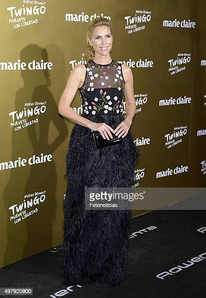 Judith Masco attends the 2015 Marie Claire Prix de la Mode at Callao Cinema on November 19 2015 in Madrid Spain