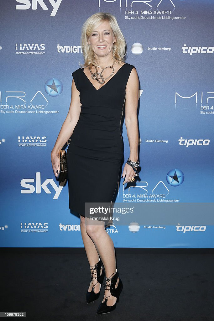 Judith Milberg attends the Mira Award 2013 on January 24, 2013 in Berlin, Germany.