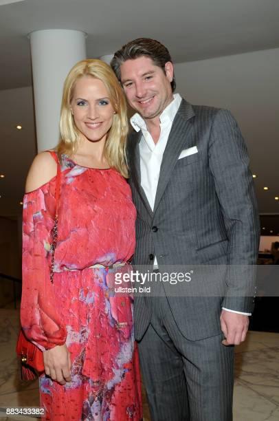Judith Rakers mit Ehemann Andreas Pfaff