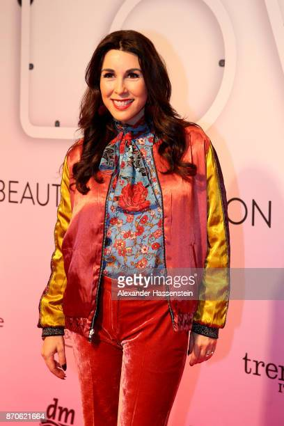 Judith Williams attends the GLOW The Beauty Convention at Station on November 4 2017 in Berlin Germany