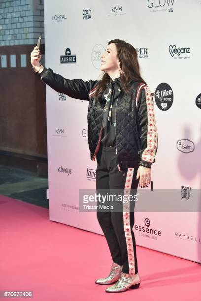 Judith Williams attends the GLOW The Beauty Convention at Station on November 5 2017 in Berlin Germany