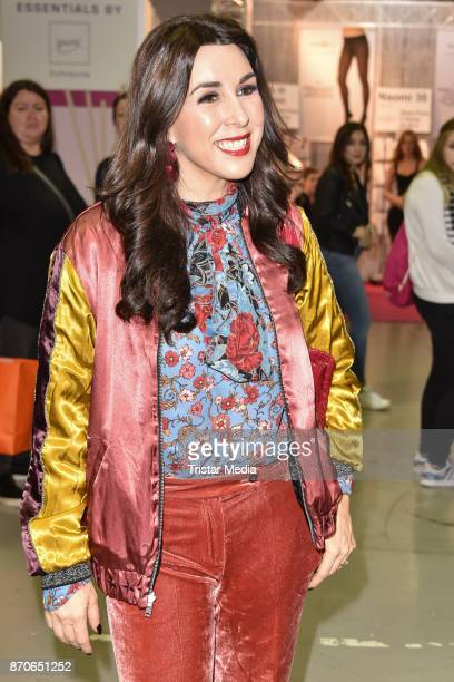 Judith Williams during the GLOW The Beauty Convention at Station on November 4 2017 in Berlin Germany