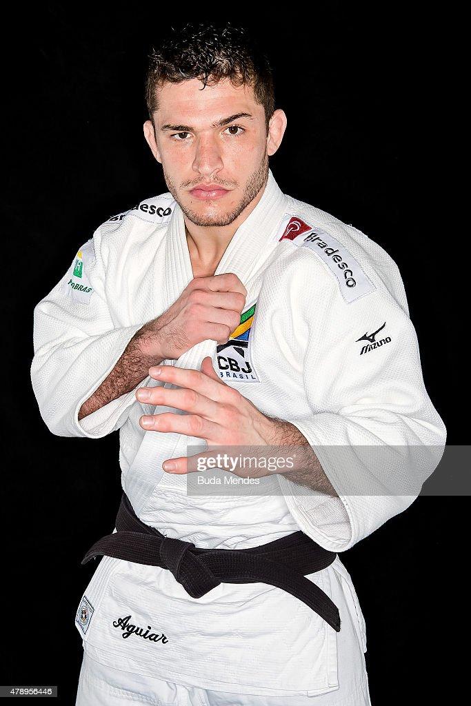 Team Brazil Judo Portrait Session