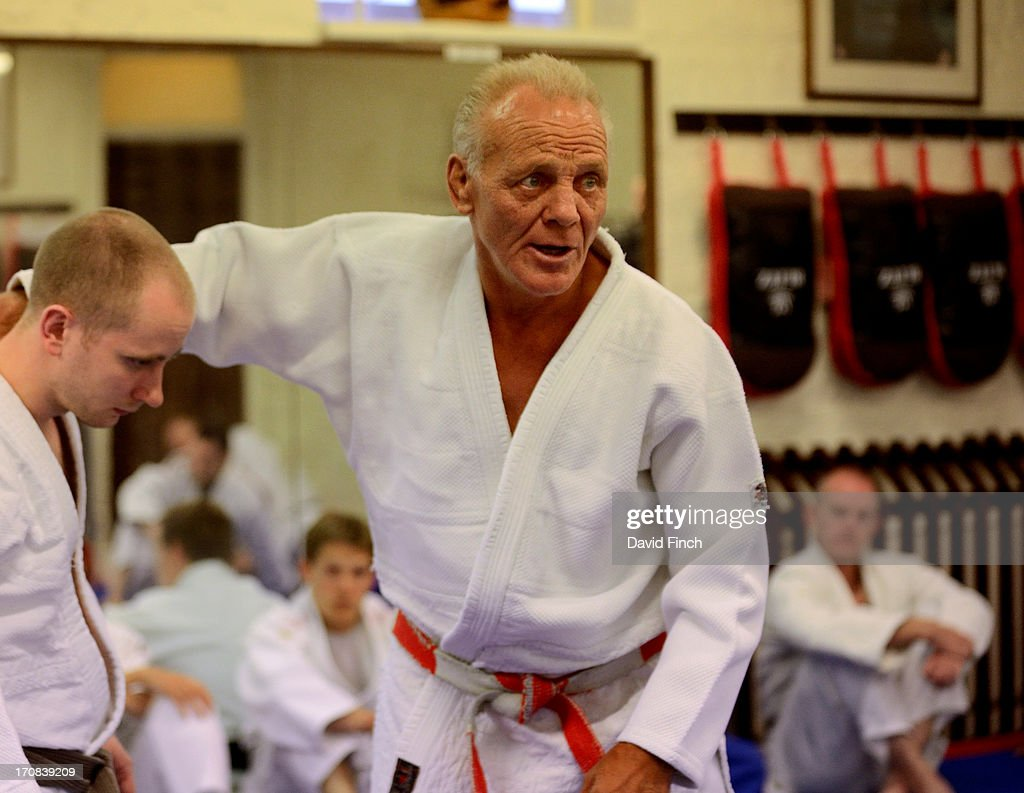 Judo Olympic medallist, European champion and legendary Superstar Champion, Brian Jacks, coaching at the the Yoshin Ryu Judo Club, Coulsdon, Great Britain, on Monday, June 17, 2013 during a rare visit to the UK from his Thailand home.