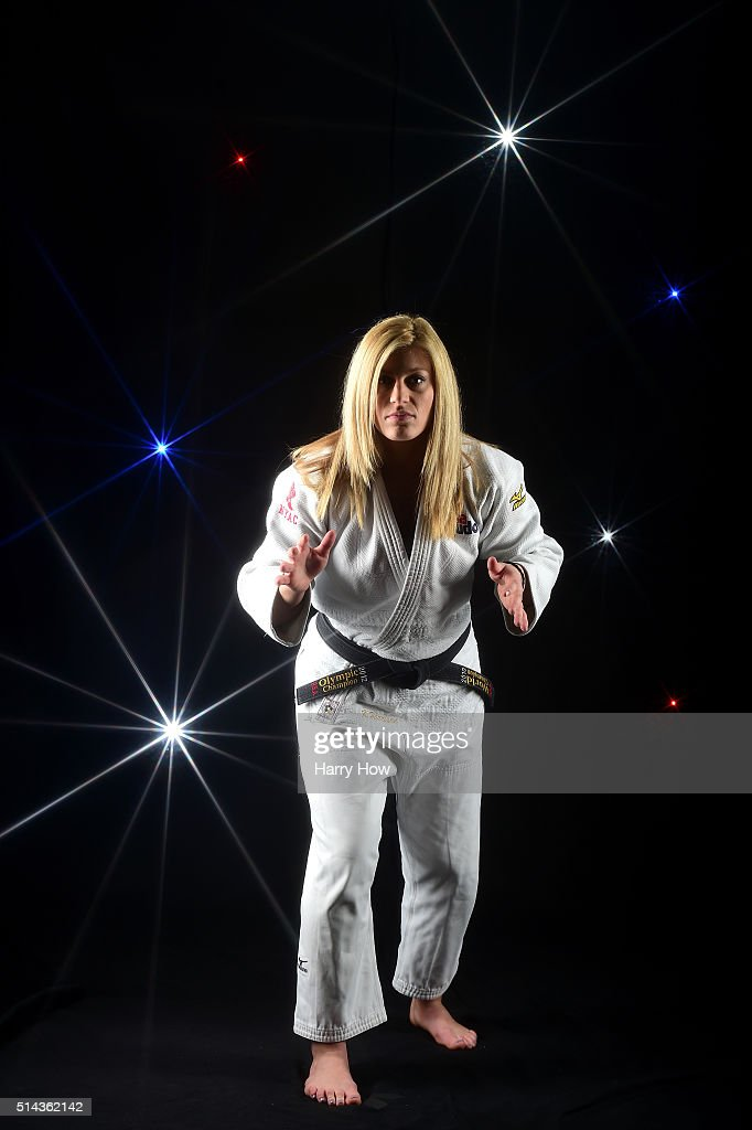 Judoka <a gi-track='captionPersonalityLinkClicked' href=/galleries/search?phrase=Kayla+Harrison&family=editorial&specificpeople=7179048 ng-click='$event.stopPropagation()'>Kayla Harrison</a> poses for a portrait at the 2016 Team USA Media Summit at The Beverly Hilton Hotel on March 8, 2016 in Beverly Hills, California.