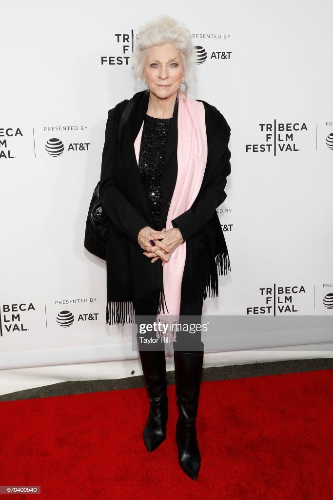 Judy Collins attends the 'Clive Davis: The Soundtrack of Our Lives' 2017 Opening Gala of the Tribeca Film Festival at Radio City Music Hall on April 19, 2017 in New York City.