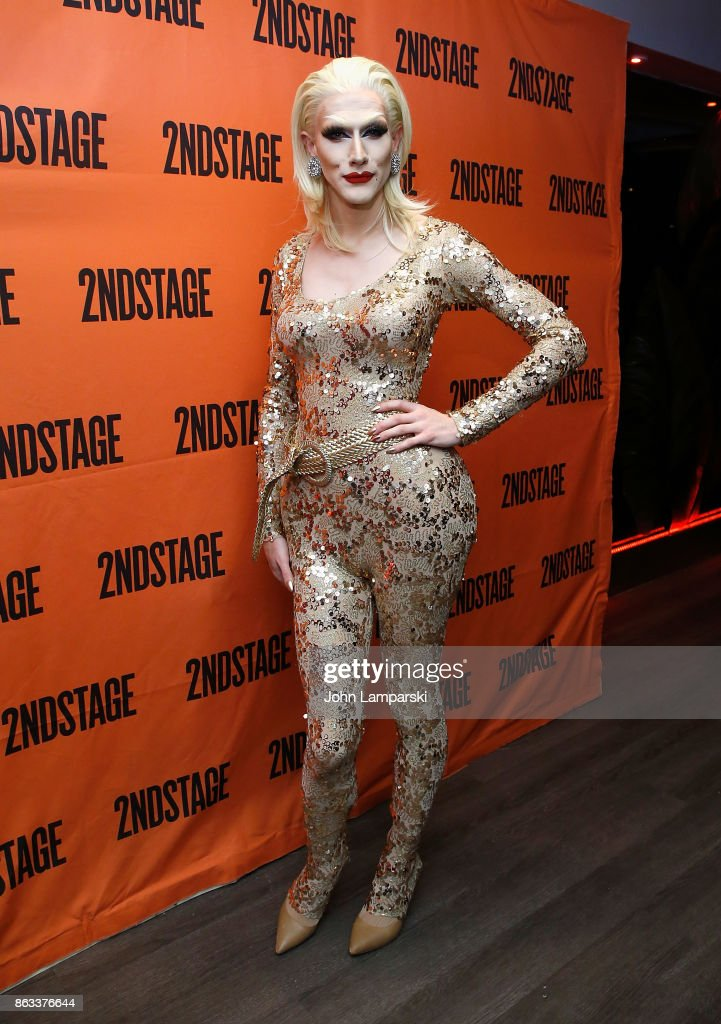 """Torch Song"" Off-Broadway Opening Night - Party"
