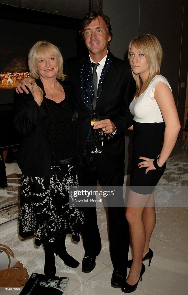 <a gi-track='captionPersonalityLinkClicked' href=/galleries/search?phrase=Judy+Finnigan&family=editorial&specificpeople=228499 ng-click='$event.stopPropagation()'>Judy Finnigan</a> and Chloe Madeley (R) with attend the pre party of the English National Ballet 'The Snow Queen', at St. Martins Lane Hotel on December 12, 2007 in London, England.