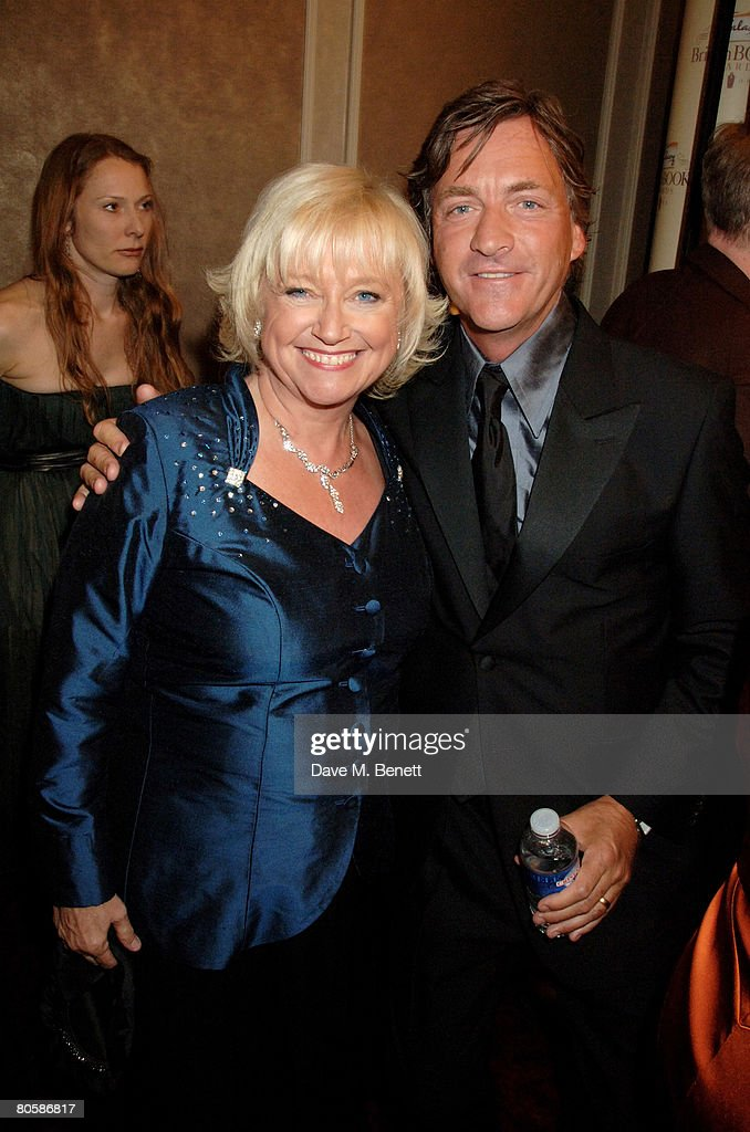 <a gi-track='captionPersonalityLinkClicked' href=/galleries/search?phrase=Judy+Finnigan&family=editorial&specificpeople=228499 ng-click='$event.stopPropagation()'>Judy Finnigan</a> and Richard Madeley attend the Galaxy Book Awards, at the Grosvenor House Hotel on April 9, 2008 in London, England.