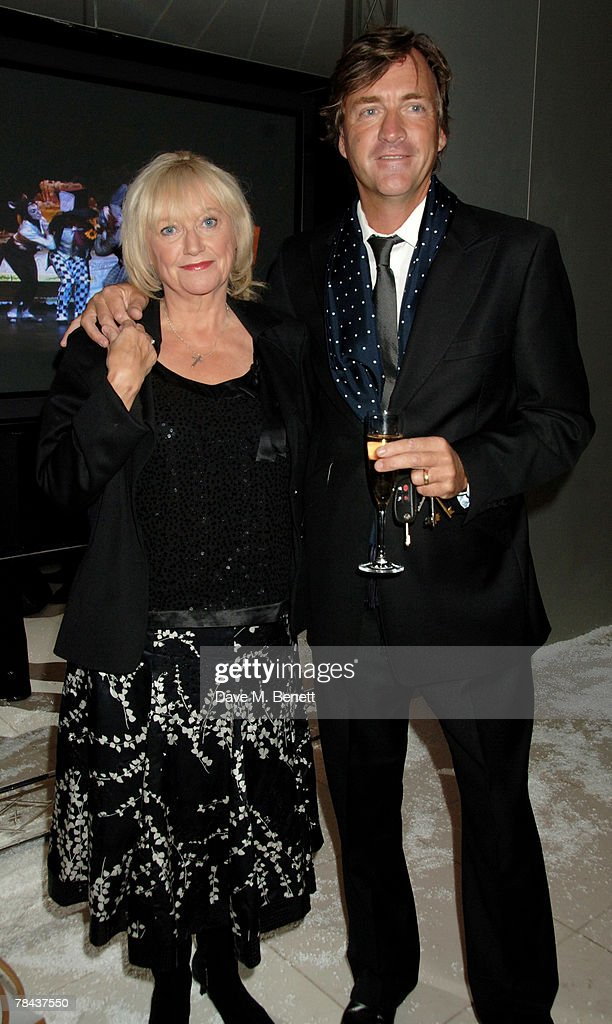 <a gi-track='captionPersonalityLinkClicked' href=/galleries/search?phrase=Judy+Finnigan&family=editorial&specificpeople=228499 ng-click='$event.stopPropagation()'>Judy Finnigan</a> and Richard Madeley attend the pre party of the English National Ballet 'The Snow Queen', at St. Martins Lane Hotel on December 12, 2007 in London, England.